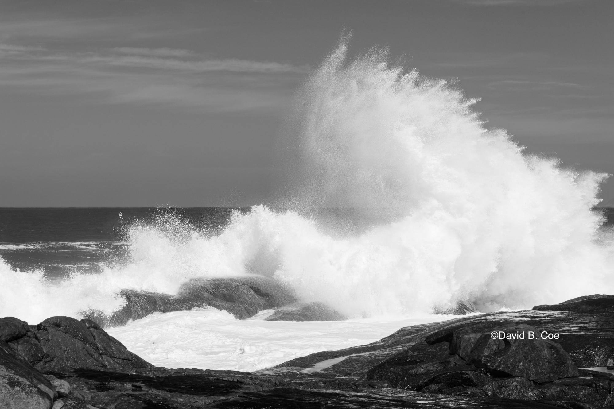 """Innes Coast Breaker"" by David B. Coe"