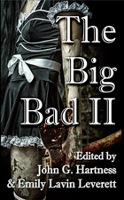 """""""The Cully,"""" by D.B. Jackson, in BIG BAD II, edited by John Hartness and Emily Leverett"""