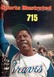 Sports Illustrated, Hank Aaron, 715